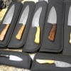 Phoenix Series kitchen knives for the CCKShow 2013